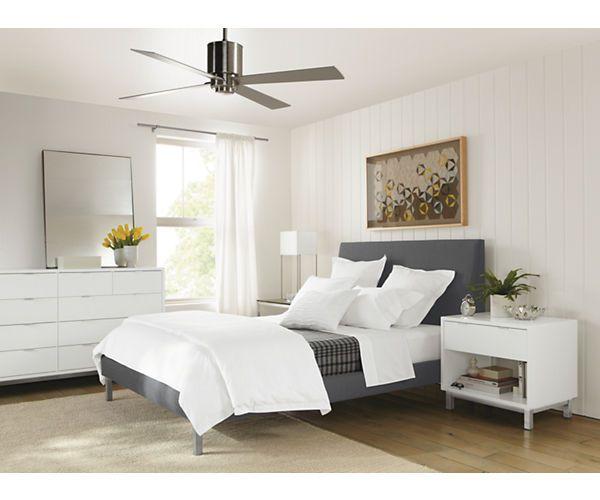Ella Bed Modern Bedroom Furniture Ottoman In Living Room