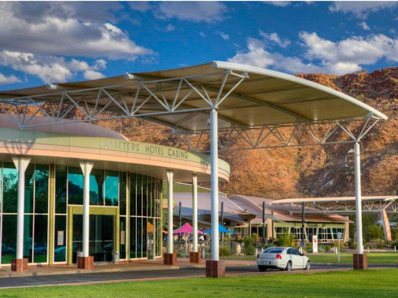 Alice Springs Casino Hotel