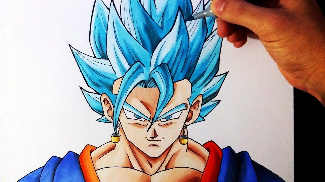 Resultado De Imagen Para Bellito Súper Sayayín Fase Dios Cómo Dibujar A Goku Dibujo De Goku Personajes De Dragon Ball