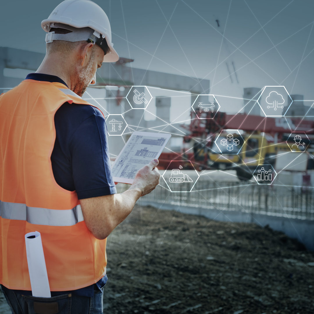 Technology In Construction From The Ground Up Construction Technology Workplace Safety
