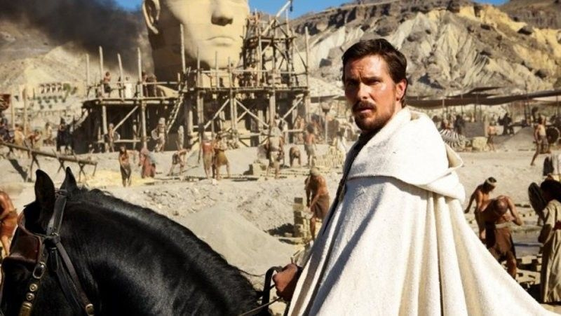Christian Bale estrela o primeiro trailer do épico 'Exodus: Gods and Kings' >> http://glo.bo/1qVcGrk