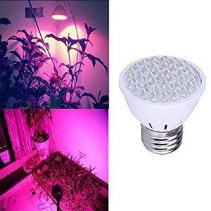 Bloomwin Ampoule De Croissance Led E27 2 2w Ac100 245v Pour Plantes