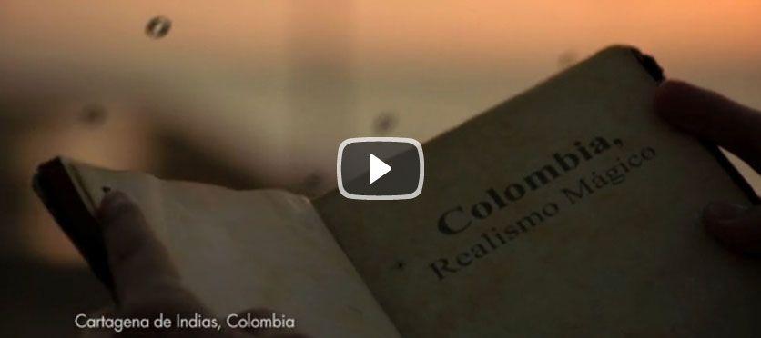 "Video: ""COLOMBIA: REALISMO MÁGICO!"""