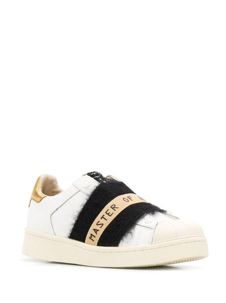 M.O.A. Breaker sneakers White | the