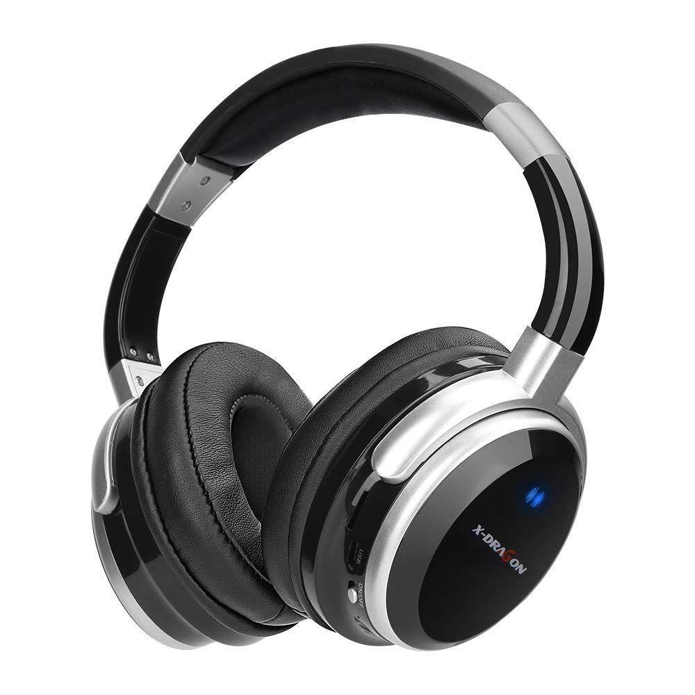 Casque Bluetooth X Dragon Casque Audio Sans Fil Réduction Active De