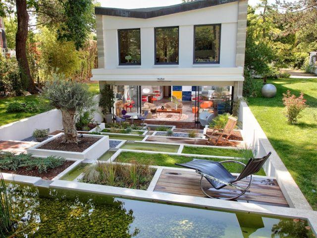 Une maison du0027architecte transformée en