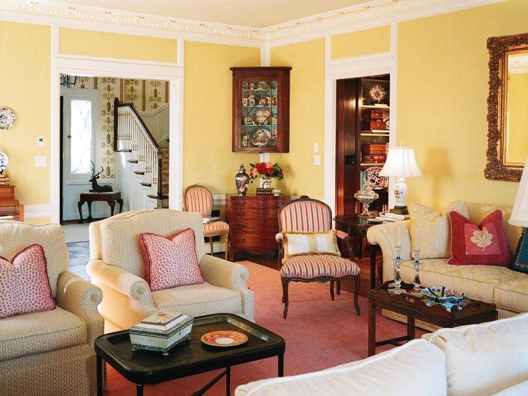 Colores Para Pintar Salon Anadir Alegria Y Animarlo Kristi Nelson - Colores-para-pintar-salon