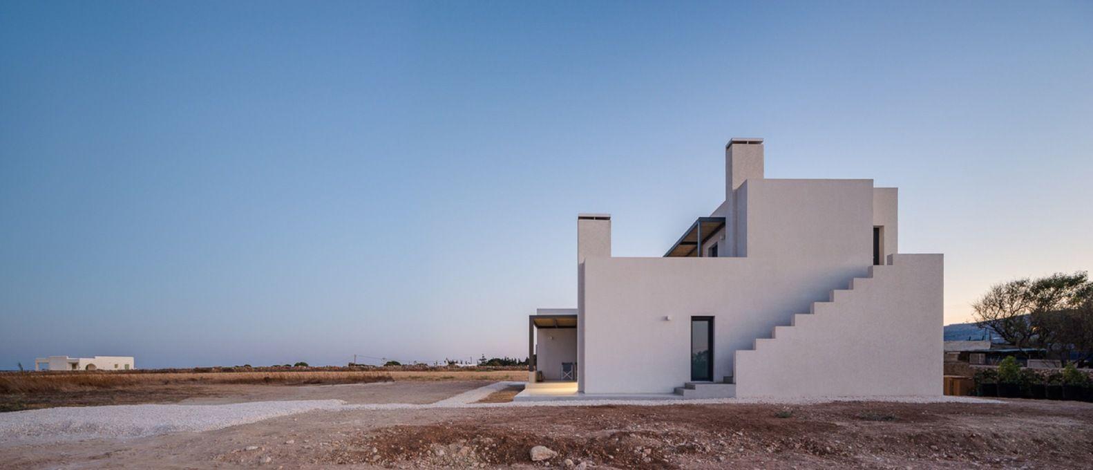 Kampos House / Lantavos Projects / ph: George Messaritakis