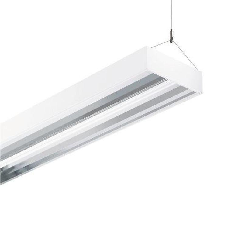 Philips Lighting 2 x 80w Hanging Ceiling Fluorescent Light HiBay ...