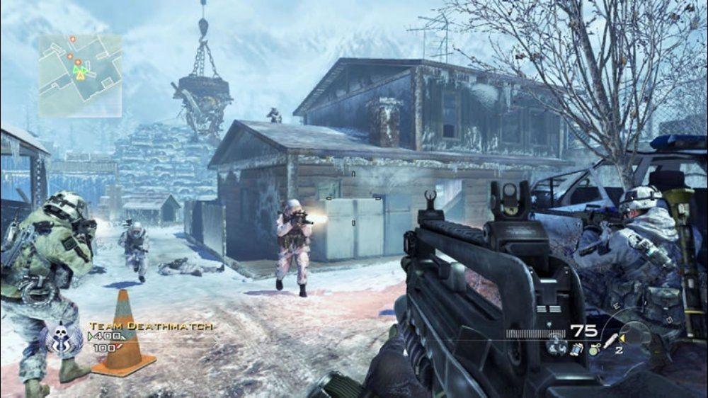 Modern Warfare 2 Modern Warfare Warfare Infinity Ward