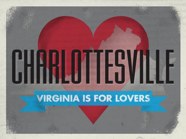 logo for charlottesville virginia