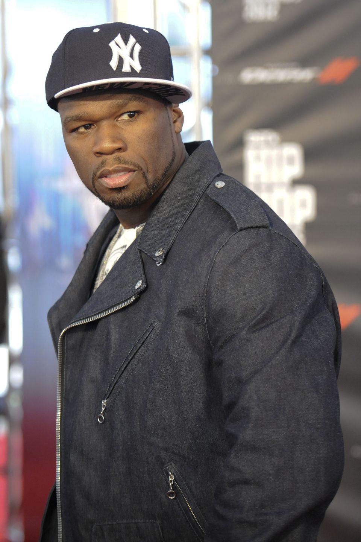 50 Cent At The Bet Awards 2012 Rap Hip Hop Gorgeous Men