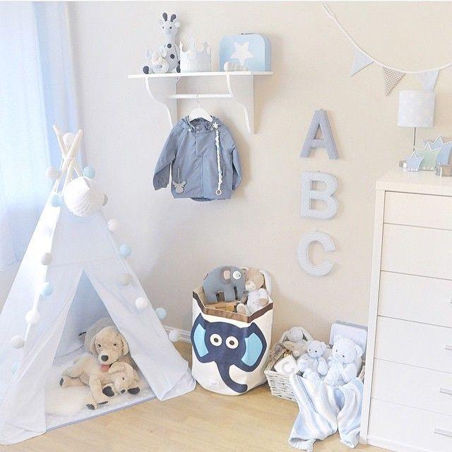 Pin von Lucie kroll auf Babyzimmer gestaltung | Pinterest ... | {Kinderzimmer junge baby 18}