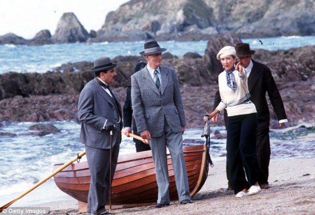 Beach Where Lovejoy And Agatha Christie S Evil Under The Sun Were