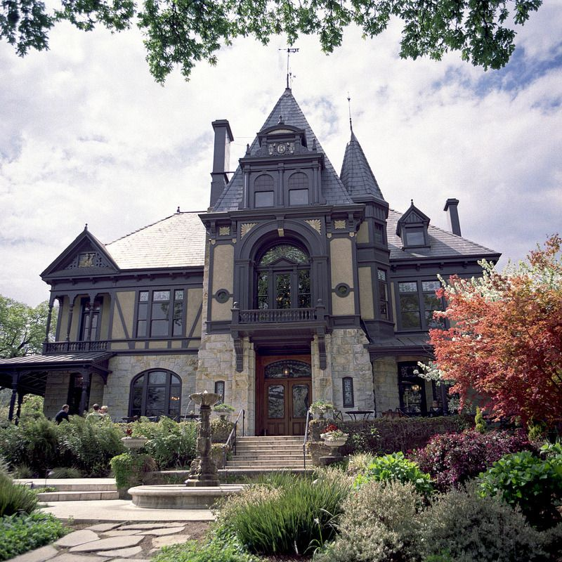 Design Your Own Victorian Home: Victorian Houses