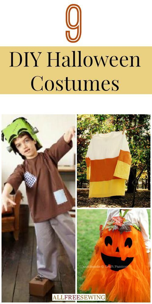 How to Make Your Own Halloween Costumes 9 DIY Halloween Costumes eBook - With our easy Halloween costume ideas youre sure to have an original costume ...  sc 1 st  Pinterest & How to Make Your Own Halloween Costumes: 9 DIY Halloween Costumes ...