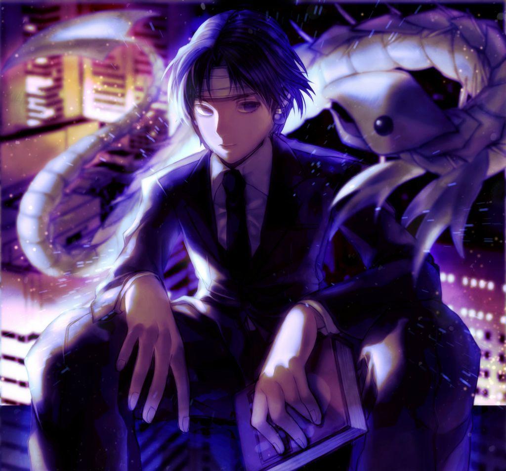 Chrollo Lucifer/1751540 Zerochan Hisoka (Hunter x