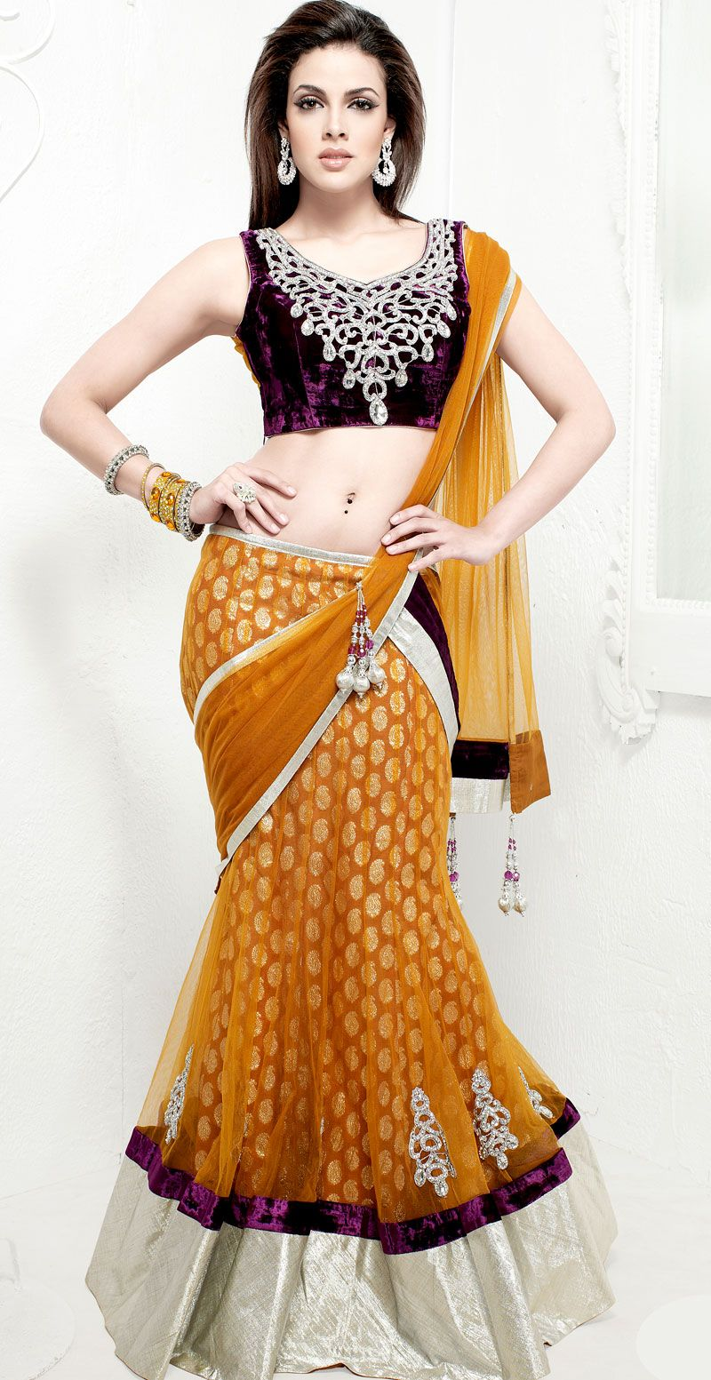 simple ghagra choli - Google Search | indian wear | Pinterest | Ghagra choli and Indian wear