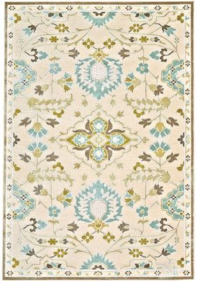 Feizy Rugs Collection Saphir Mah Cream