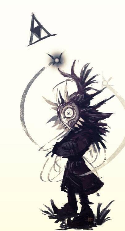 Majora\'s Mask | The Legend of Zelda | Pinterest | Zelda, Videojuegos ...