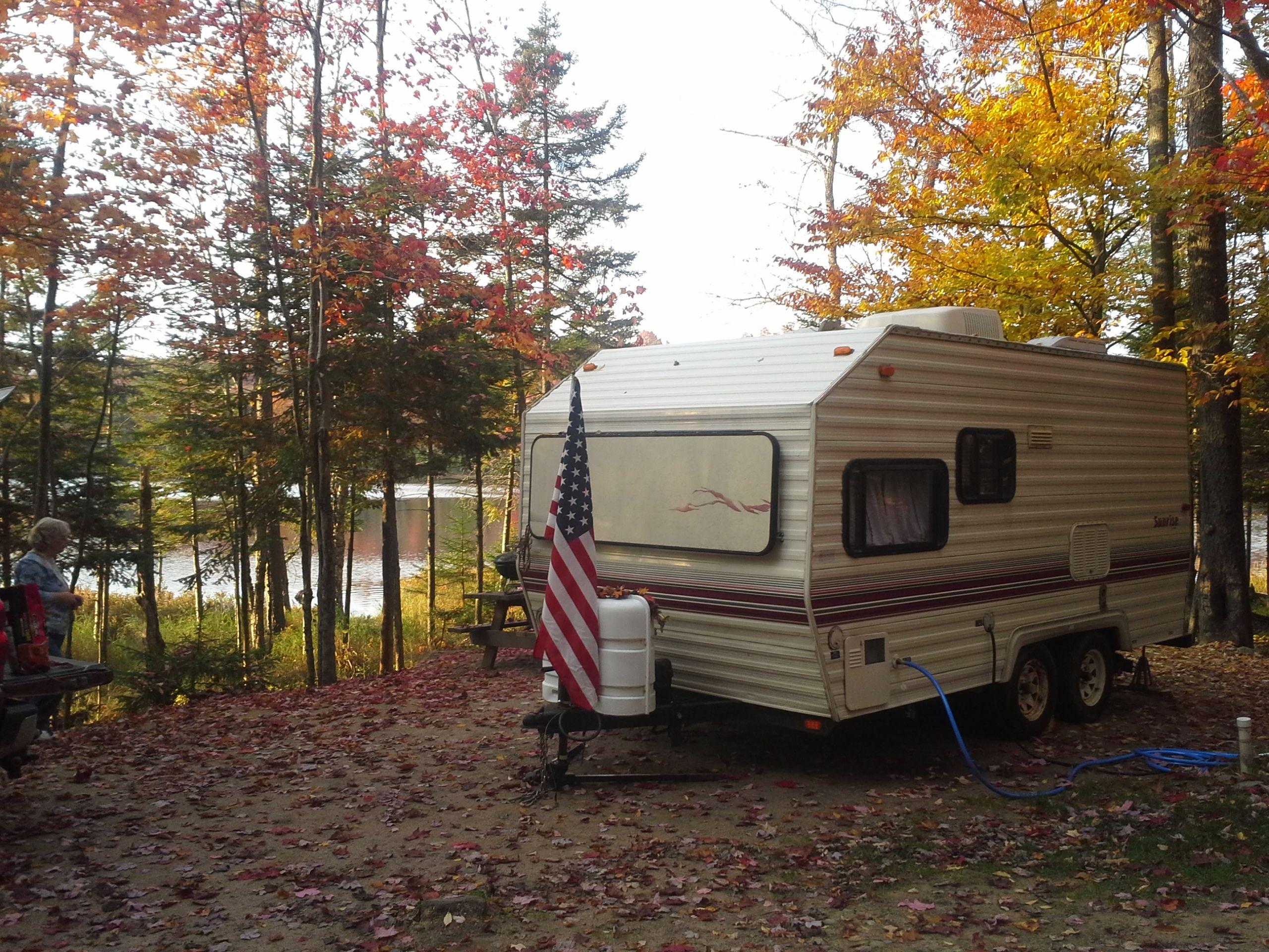 camping near old forge ny
