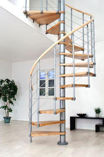 escalier en colimacon bricomarche
