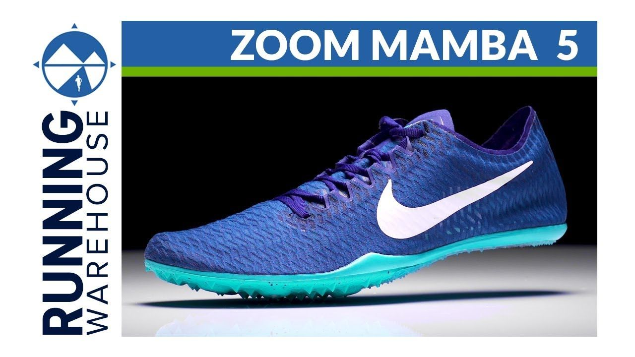 Nike Zoom Mamba V Track Spike Review