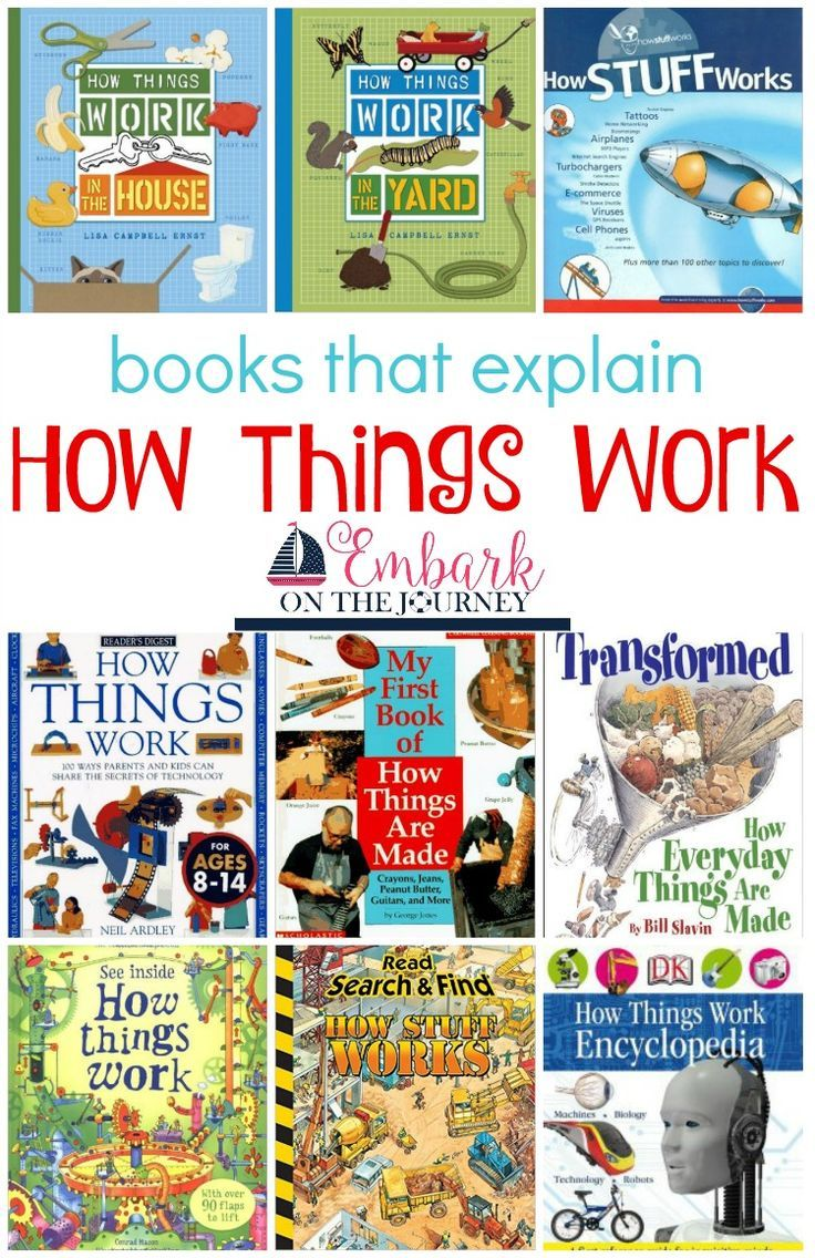 How Things Work Book