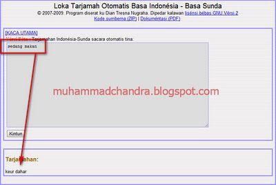 Terjemahan Translate Bahasa Sunda Http Nalaktak Com Berita