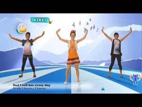Just Dance Kids 2 Just The Way You Are With Images Brain Break
