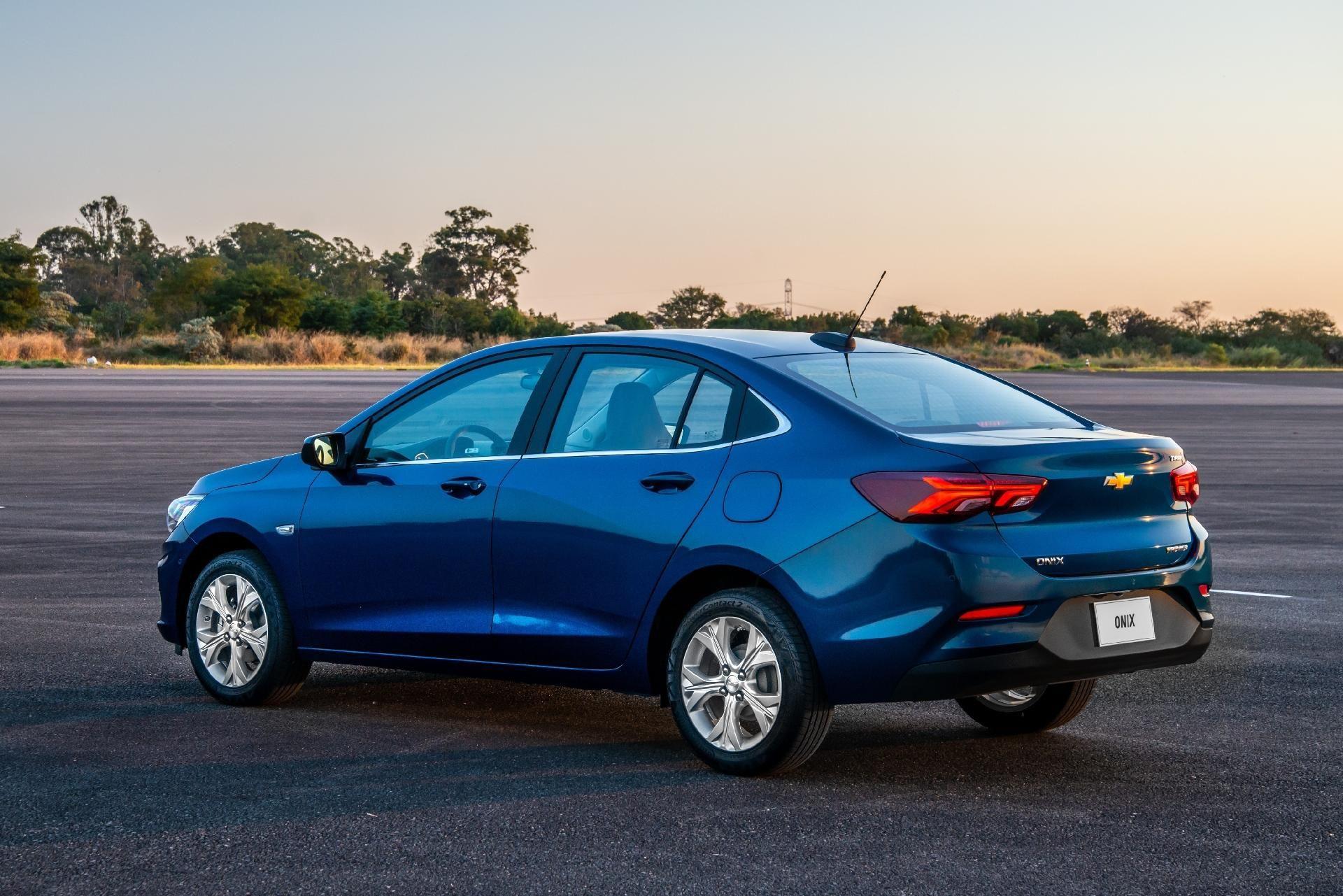 Novo Chevrolet Onix Veja Como E A 2ª Geracao Carros Chevrolet Prismas Y Autos