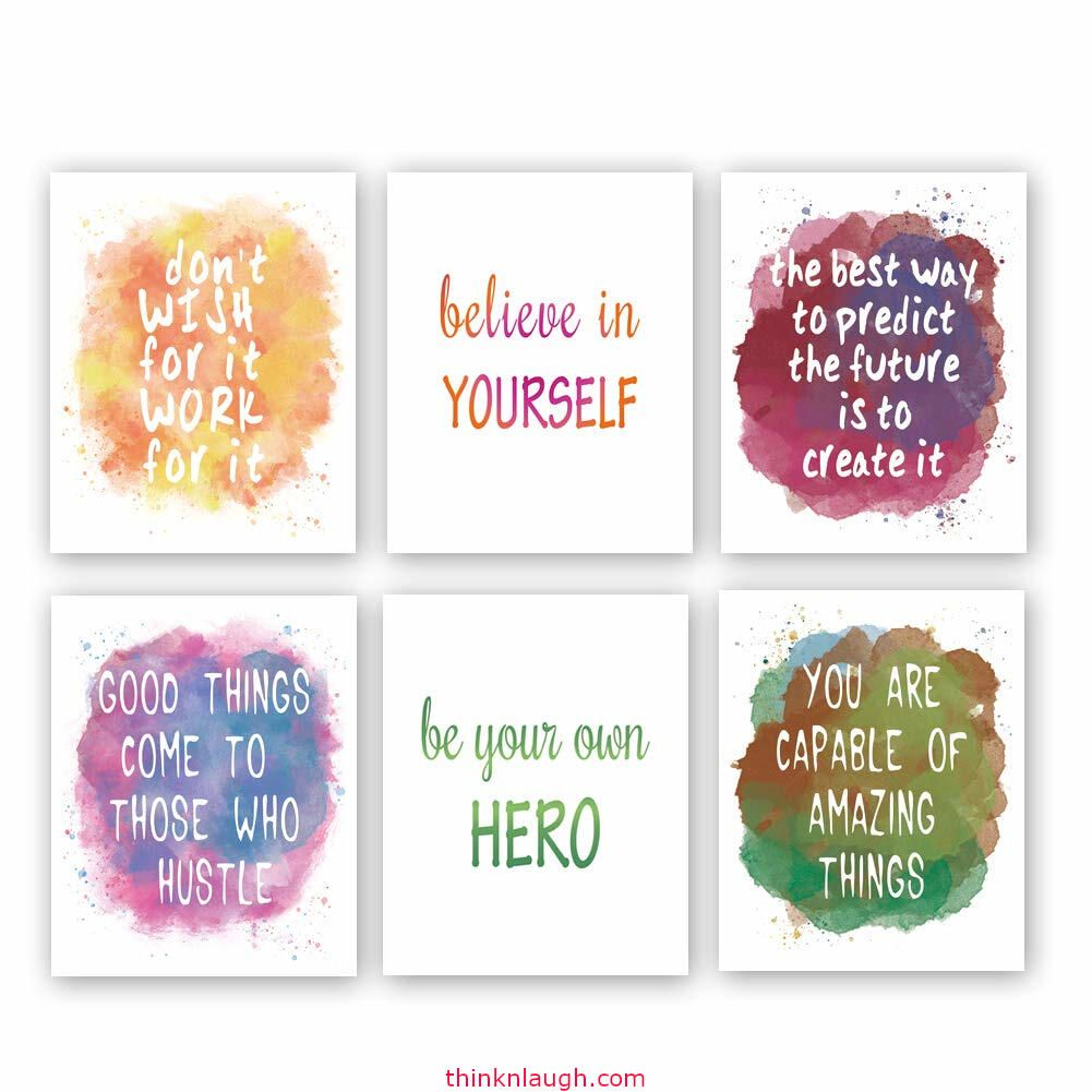 Trendy 14 Collection Of Motivational Wall Posters In 2020 Art Prints Quotes Art Quotes Poster Wall