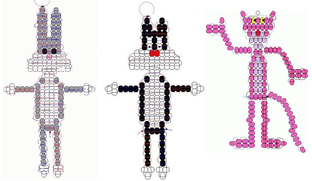 Фото и схемы бисероплетения для детей