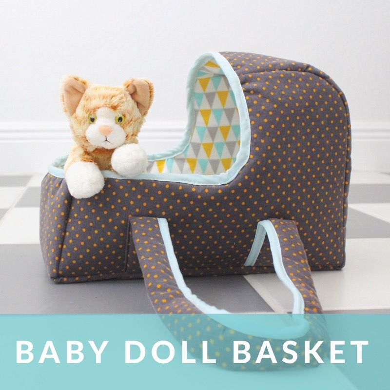 Rollie Pollie Bean Bag Chair Sewing Baby Dolls Dolls