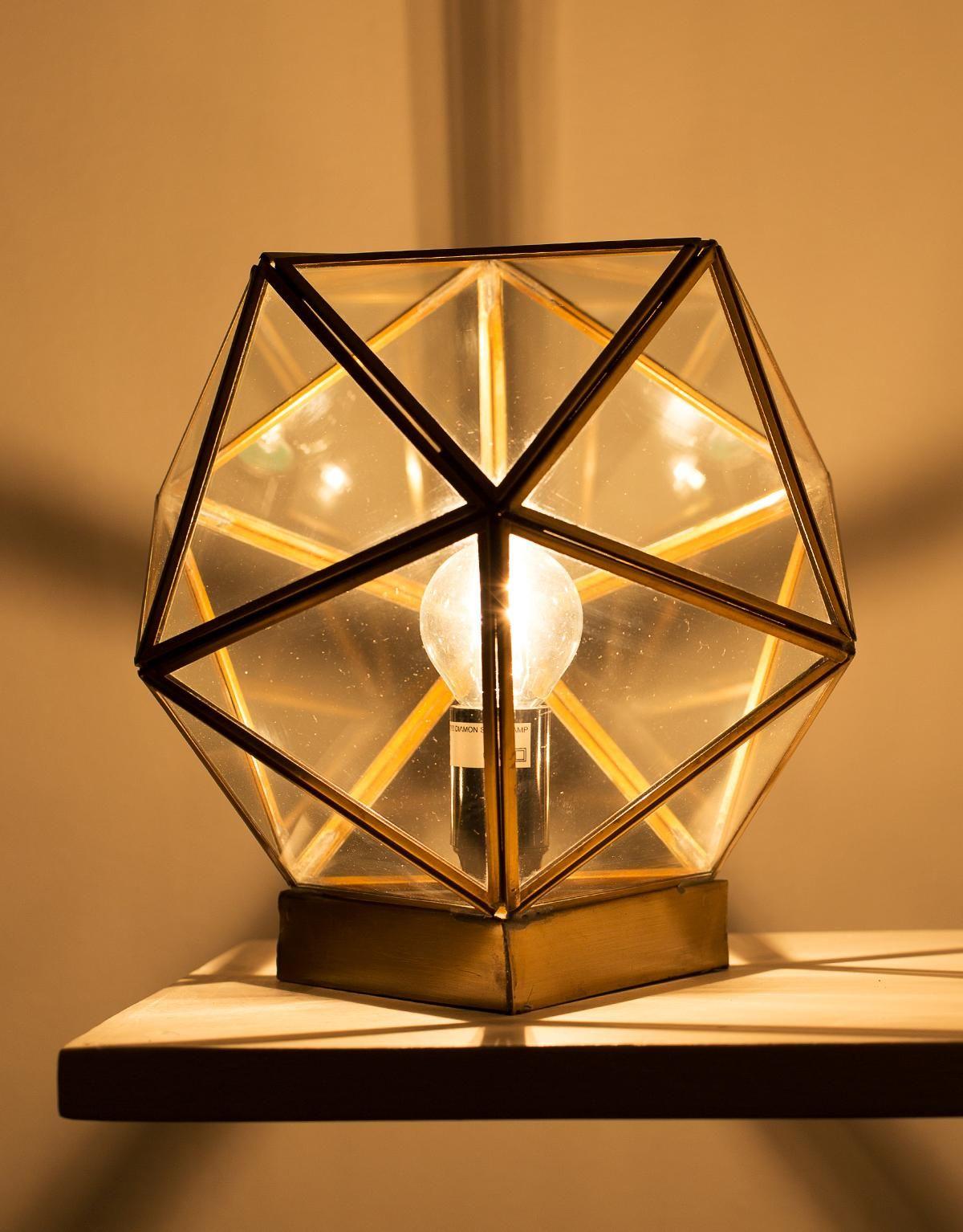 DIAMON bordslampa mässning | Interiør
