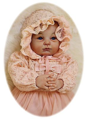 "Reborn Baby Doll 20"" Newborn Girl Realistic Dolls Handmade Lifelike Gift"