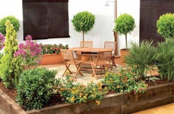 Las macetas y jardineras no sólo son la manera de incorporar el - jardineras modernas