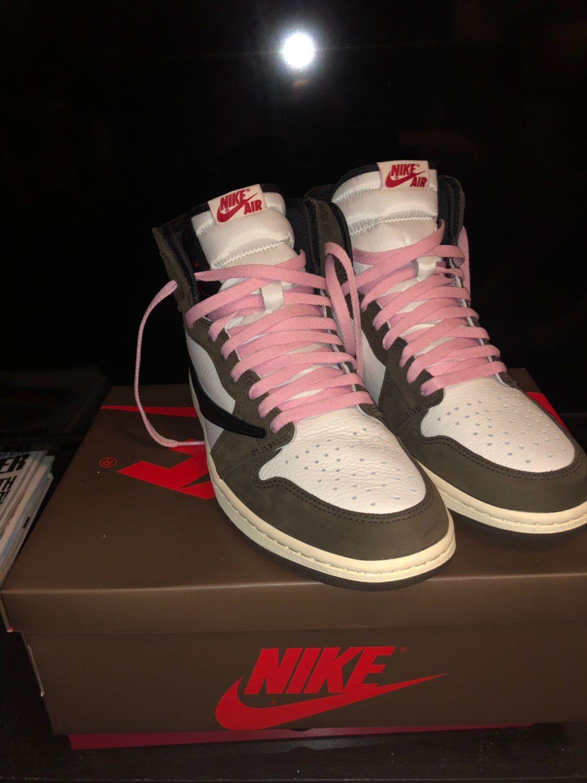 Jordan X Travis Scott AJ1 Size 11 VNDS Purchased in Travis