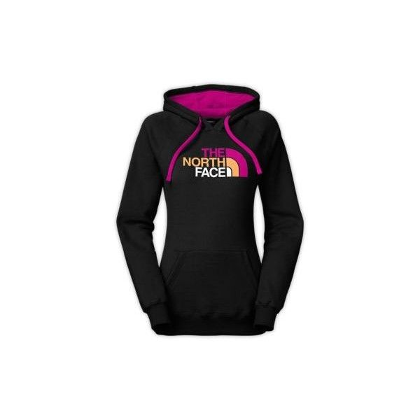cbe24d197e5e86 The North Face Women s Half Dome Hoodie Sweatshirt - New Fit ( 45) ❤ liked