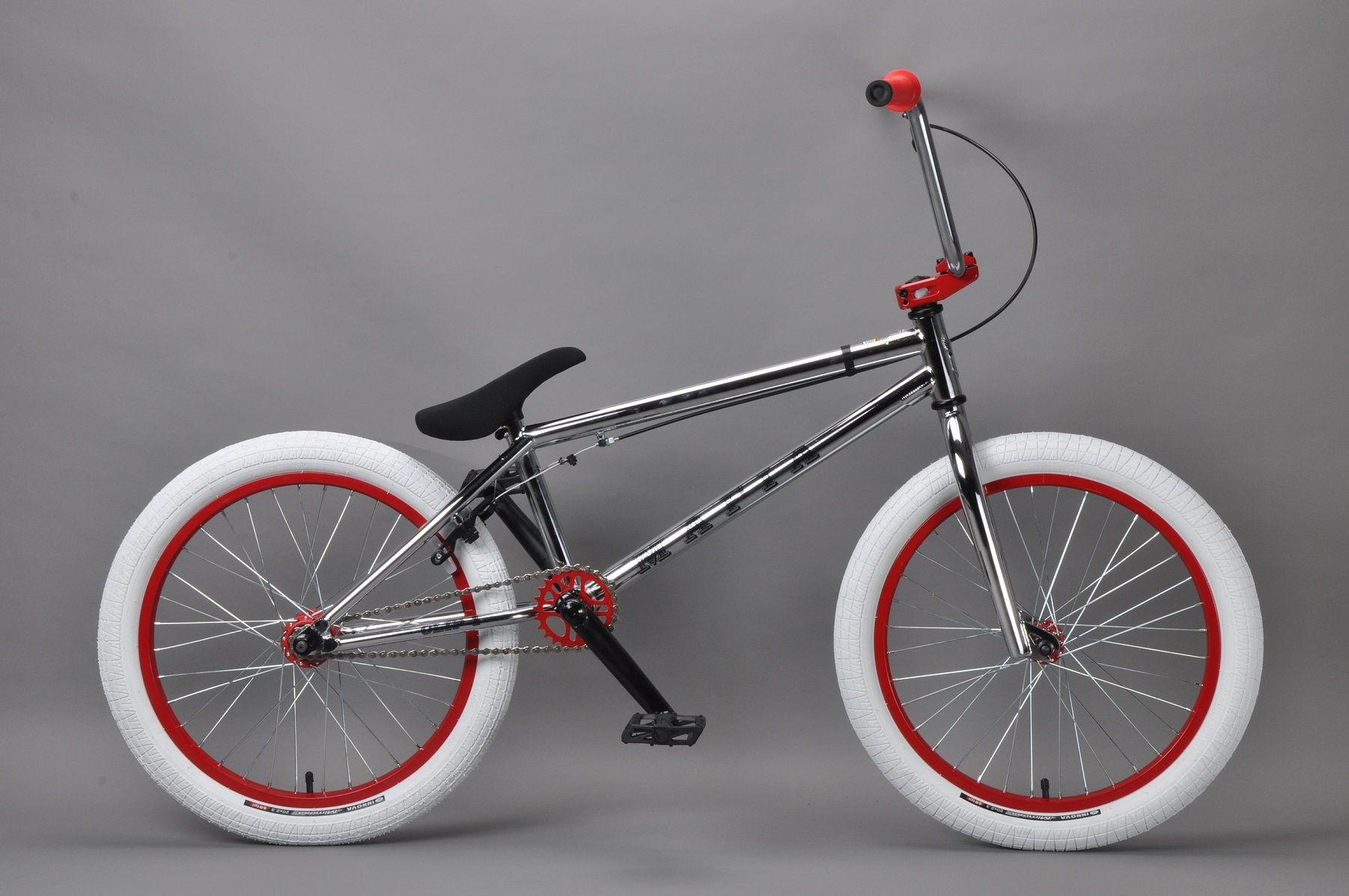Mafiabikes Clip 20 Inch Bmx Bike Boys Girls Mafia Chrome All New 2015 Model Bmx Bikes Black Bmx Bike Bmx