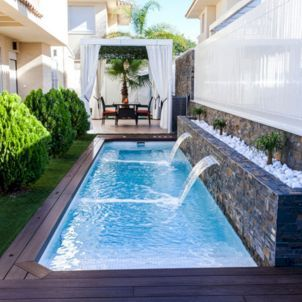 Coolest Small Pool Ideas with 9 Basic Preparation