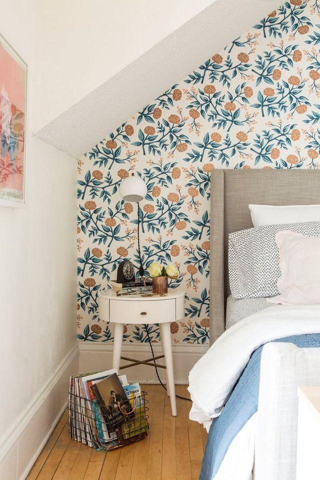 Papier peint  10 papiers peints tendance pour la chambre Wall