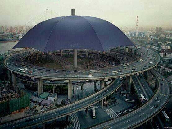 1c8b5ba45 Very big umbrella!   Fabric Structure World   Big umbrella, Large ...