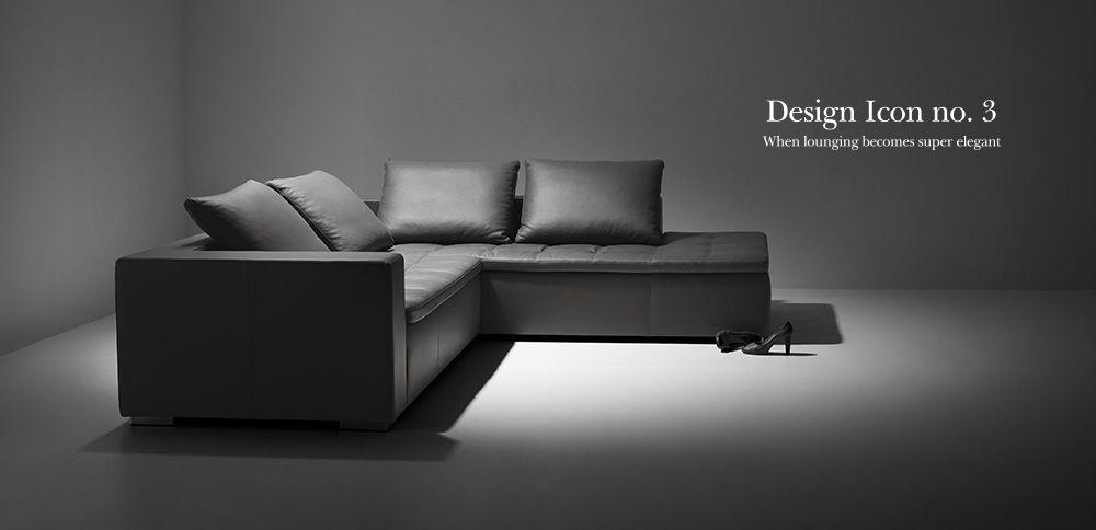 Boconcept design icon no 3 the mezzo sofa - Boconcept mobel ...