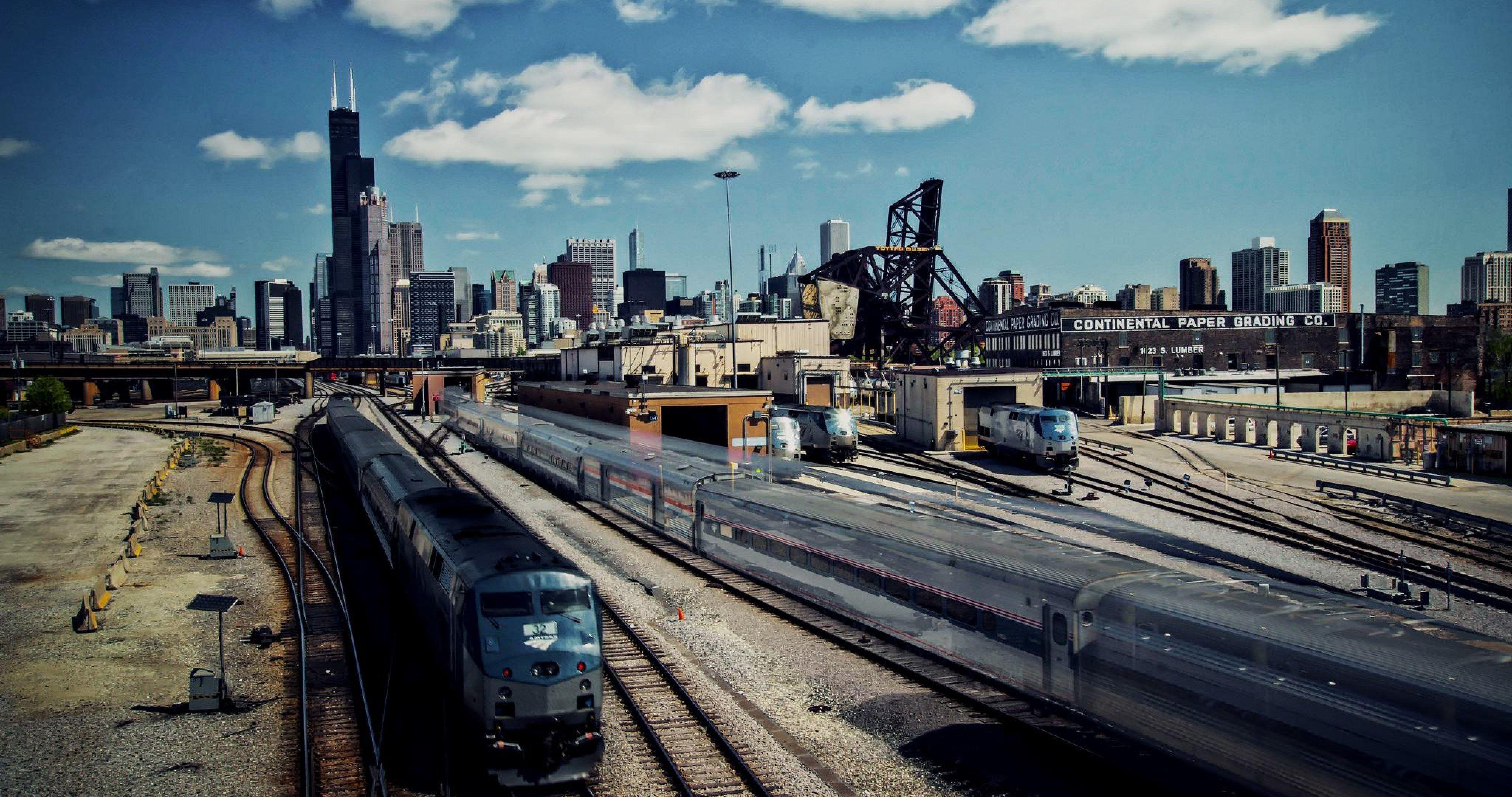 Chicago Illinois Train 4k Ultra Hd Wallpaper Chicago Illinois Pictures Chicago Iphone 7 Wallpapers