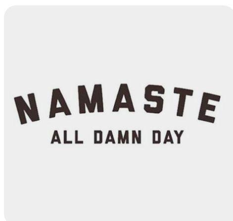 Namaste Yoga Spruche Yoga Zitate Yoga Motivation