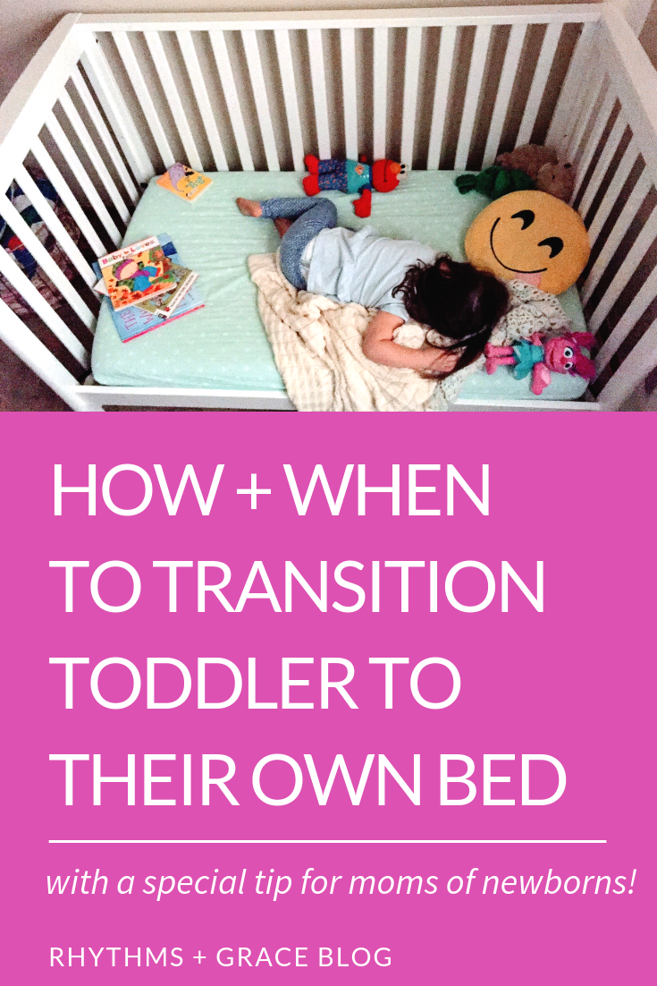 Toddler Bed, When Should You Go From Crib To Toddler Bed