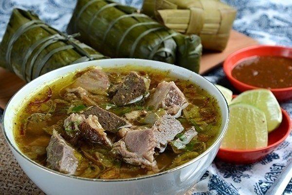 Resep Coto Makassar Asli Sedap Khas Nusantara Resep Resep Makanan Makanan Enak