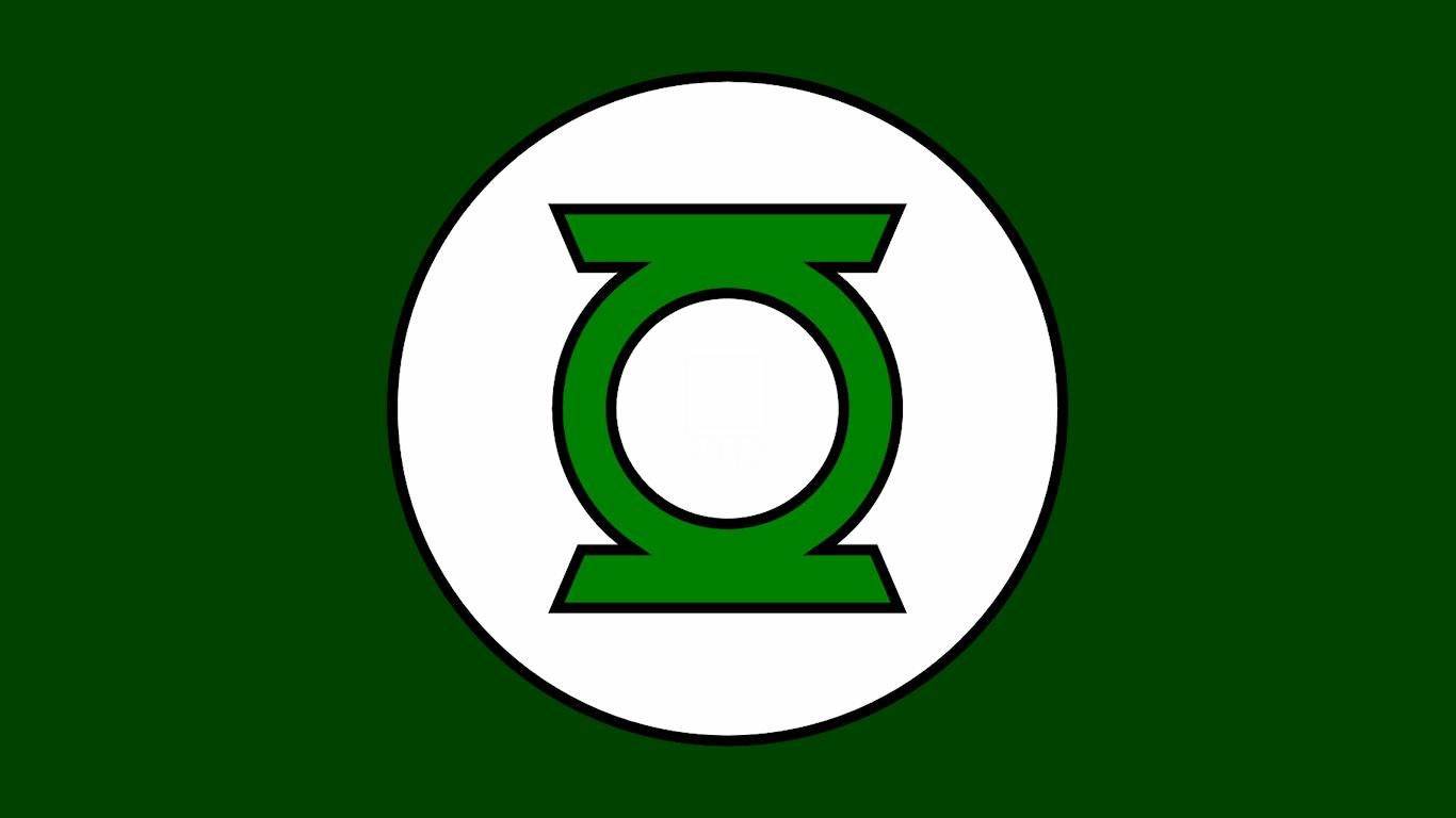 green lantern logo coloring pages - photo#35