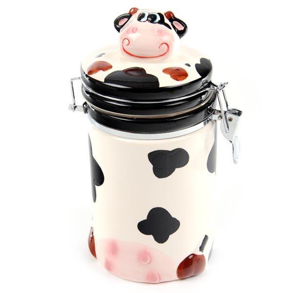 Cow Decor, Cow Kitchen Decor, Grape